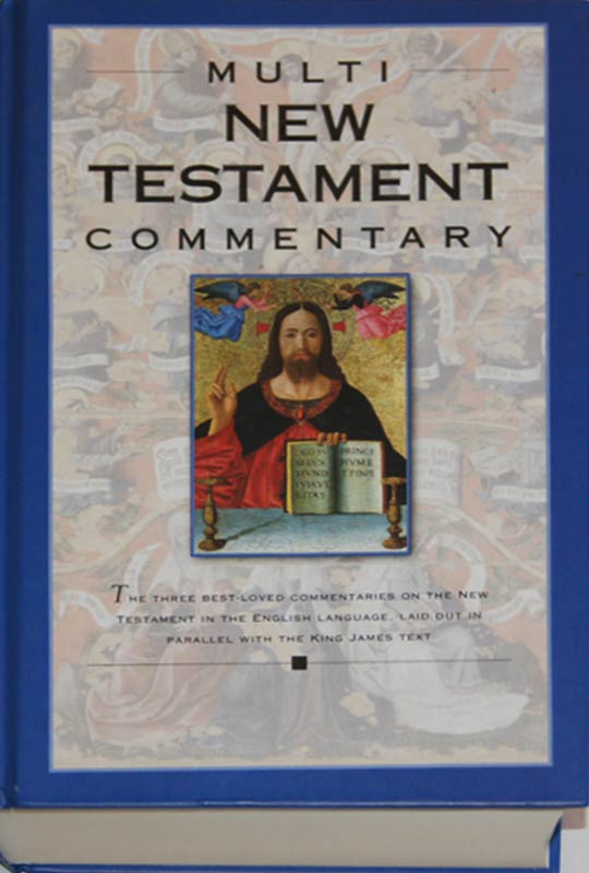 multi-new-testament-commentary