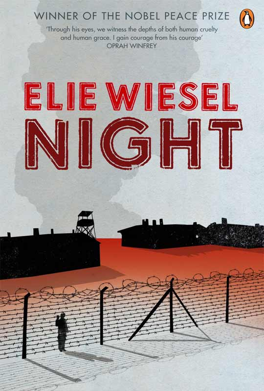 the description of the firsthand account of jewish holocaust in elie wiesels novel night