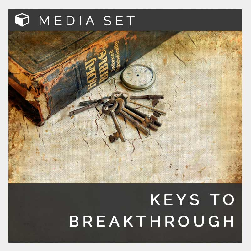 Keys to breakthrough